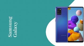 Samsung Galaxy A21S A217 Dual Sim 4GB RAM 128GB